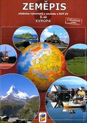 Zeměpis 8, 1. díl - Evropa (učebnice)