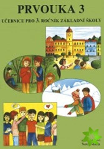 Prvouka 3 (učebnice) pro 3. ročník ZŠ - neuveden