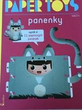 Paper Toys Panenky