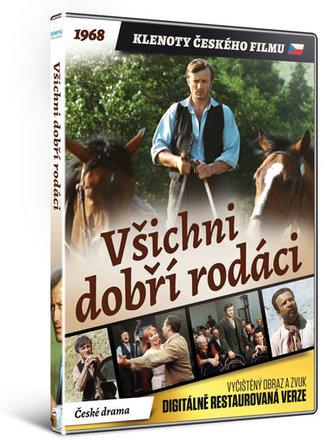 Všichni dobří rodáci - DVD/digitálně restaurovaná verze - neuveden