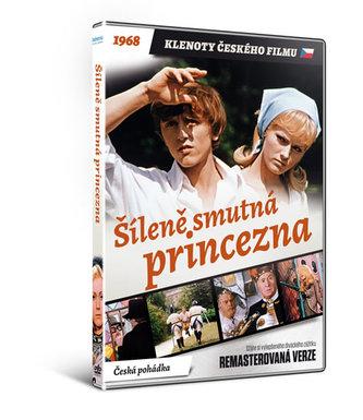 Šíleně smutná princezna - DVD