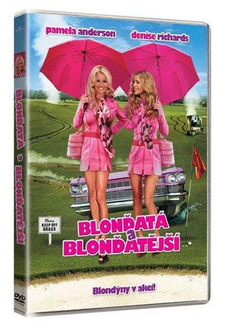 Blonďatá a blonďatější - DVD - neuveden