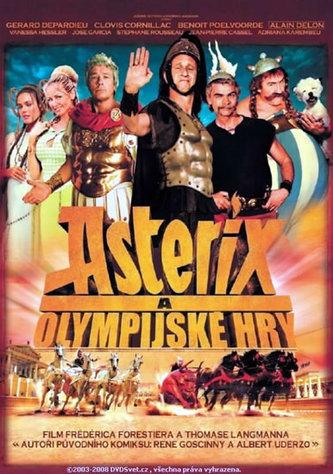 Asterix a Olympijské hry - DVD