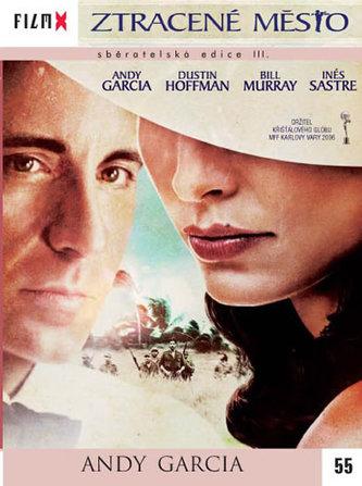 Ztracené město - DVD