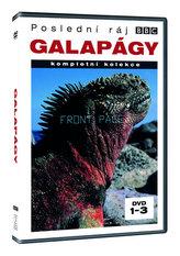 Galapágy - kolekce 3DVD