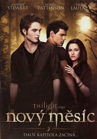 Twilight sága: Nový měsíc - DVD