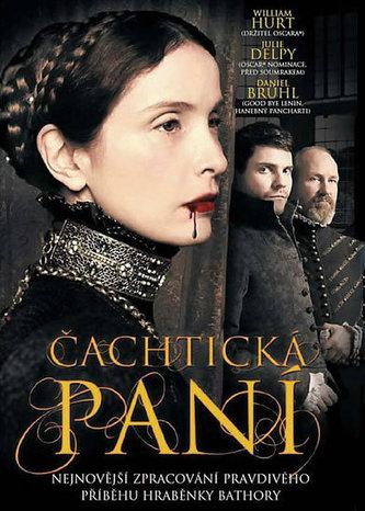 Čachtická paní - DVD