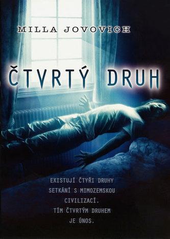 Čtvrtý druh - DVD