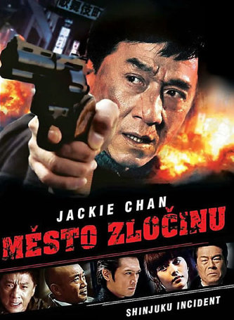 Město zločinu - DVD - neuveden