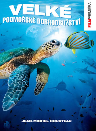 Velké podmořské dobrodružství - DVD - neuveden