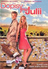 Dopisy pro Julii - DVD