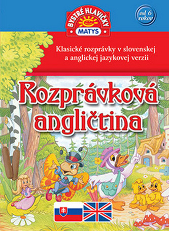 Rozprávková angličtina - Sibyla Mislovičová