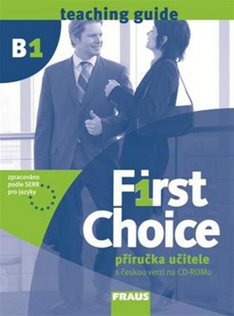 First Choice B1 Příručka učitele