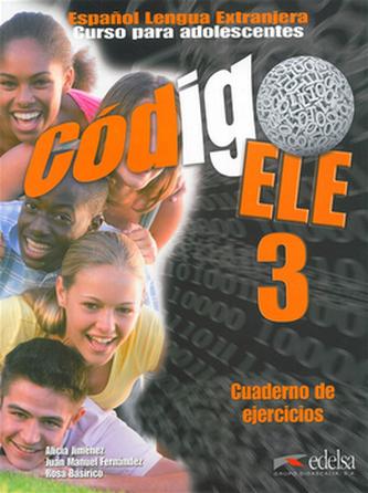 Código ELE 3 Pracovní sešit