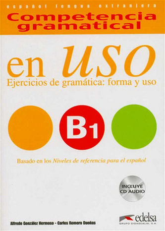 Competencia gramatical en Uso B1