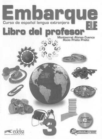 Embarque 3 Příručka učitele + CD