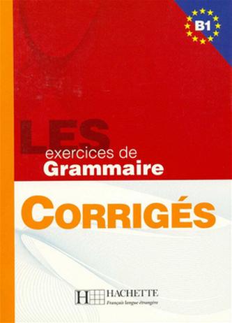 LES 500 exercices de Grammaire B1 klíč