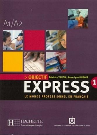 Objectif express 1 Učebnice