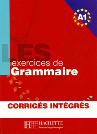 LES 500 exercices de Grammaire A1 Učebnice
