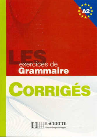LES 500 exercices de Grammaire A2 klíč