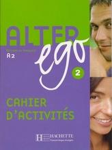 Alter Ego 2 Pracovní sešit