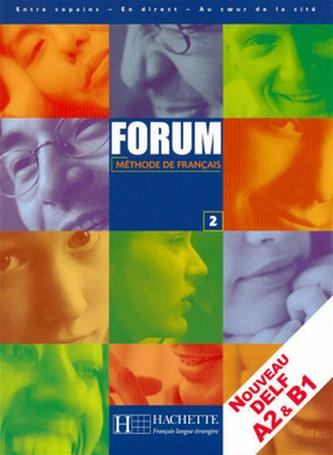 Forum 2 Učebnice