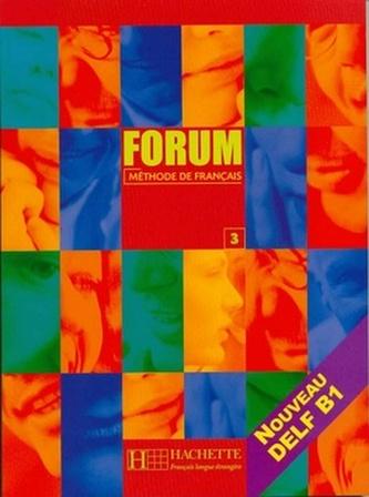 Forum 3 Učebnice