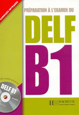 DELF B1 Učebnice