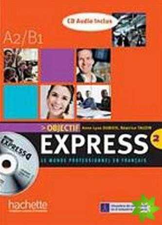 Objectif Express 2 Učebnice