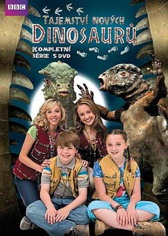 Tajemství nových dinosaurů - kolekce 5DVD
