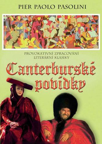 Canterburské povídky - DVD