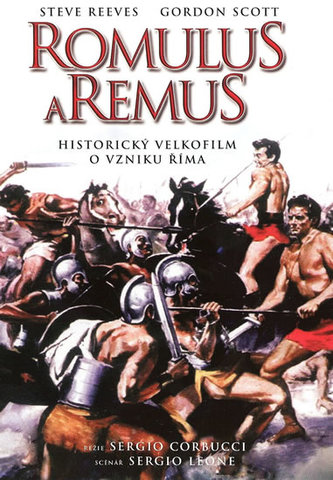 Romulus a Remus - DVD