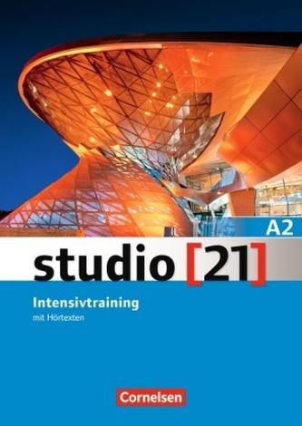 Studio 21 A2 cvičebnice - Hermann Funk