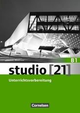 Studio 21 B1 Příručka pro učitele