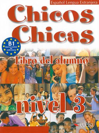 Chicos Chicas 3 Učebnice