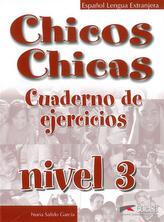 Chicos Chicas 3 Pracovní sešit