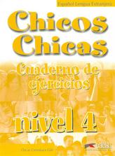 Chicos Chicas 4 Pracovní sešit