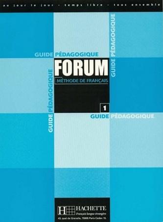Forum 1 Příručka učitele
