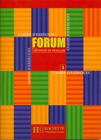 Forum 3 Pracovní sešit