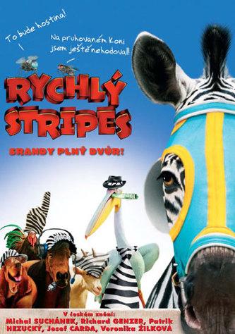 Rychlý Stripes - DVD