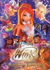 Winx Club: Výprava do ztraceného království - DVD