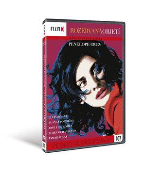 Rozervaná objetí - DVD