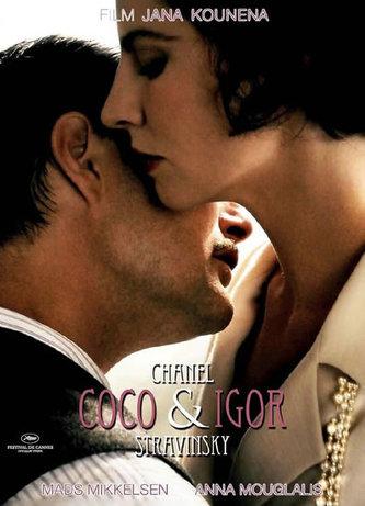 Coco Chanel a Igor Stravinsky - DVD