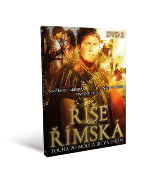 Říše římská 2 - DVD - neuveden