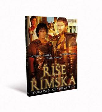 Říše římská 3 - DVD
