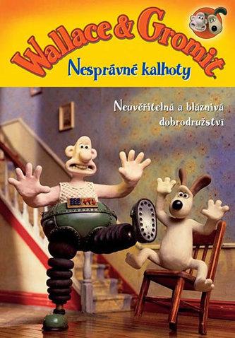 Wallace a Gromit 2: Nesprávné kalhoty - DVD