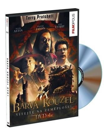 Barva kouzel 1 - DVD