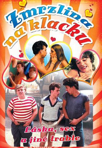 Zmrzlina na klacku - DVD