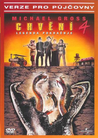 Chvění - DVD