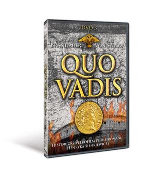 Quo vadis - DVD 3 - neuveden